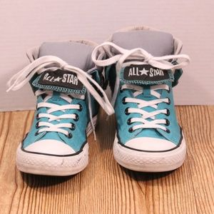 7c7c2a6627e9a5 Converse Shoes - Converse All Star Padded Collar double tongue hi